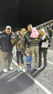 Our crew minus Glenda, Erik and Janice!