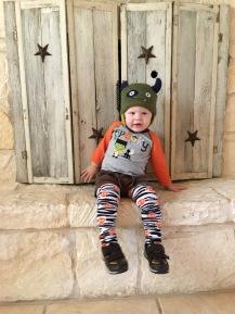 Rex - Crazy hat & sock day