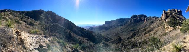 Lost Mine Panoramic