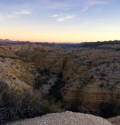 Terlingua (view in front of the Starlight)