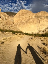 Walking into Boquillas