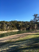 Cibolo Creek.