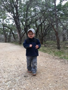 My little Mountain Man!