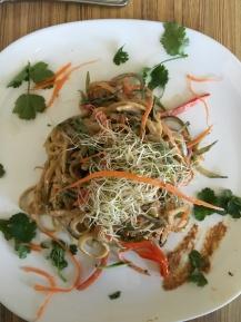Raw Pad Thai