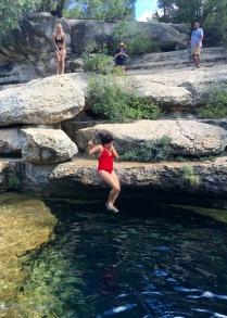 Melissa Jumping 3