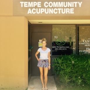 Acupuncture!