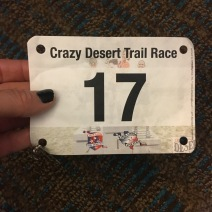 Smallest (and best bib EVER)!